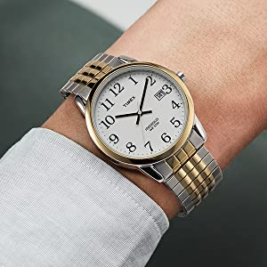 Timex Easy Reader Perfect Fit