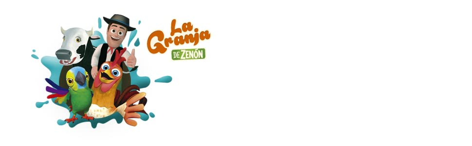 La Granja de Zenón - Peluche DX Musical Caballo Percherón