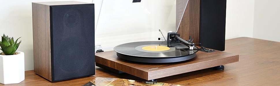mb-pt-28, Hi-Fi turntable,  lifestyle image