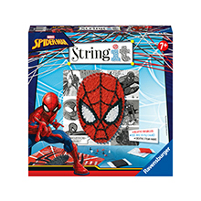 String it Spiderman Spiel Deutsch 2018 Kreativsets für Kinder Bastel- & Kreativ-Bedarf für Kinder