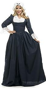 Women's Pilgrim costume dress