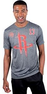 084ed28f6c1 Amazon.com   UNK NBA James Harden Houston Rockets Men s T-Shirt ...