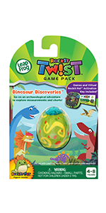 RockIt Twist Game Pack Dinosaur Discoveries