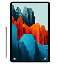 Samsung Galaxy Tab S7+ - Black