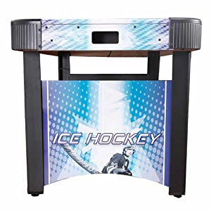 Air Hockey Graphics Cool Kids