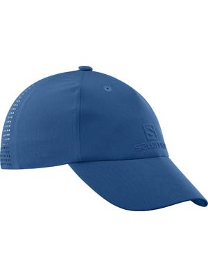 Salomon Elevate Logo Cap Gorra, Mujer, Azul (Night Sky), Talla ...