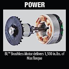 power brushless brush less strenth powers strength