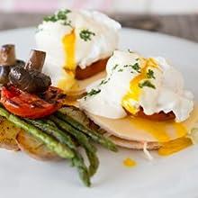 Amazon.com: Dash Rapid Egg Cooker, White: Electric Egg