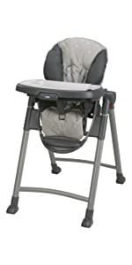 Amazon Com Graco Blossom 4 In 1 Convertible High Chair