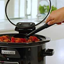 Crock-Pot SCCPRC507B Olla de cocción lenta digital para