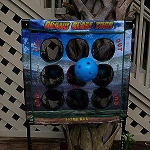 toss challenge game