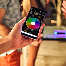 Take control remotely with the Fiestable app