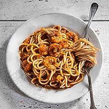 shrimp spaghetti cajun cookbook