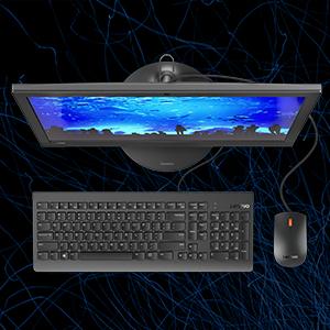 Bundled Keyboard and Mouse