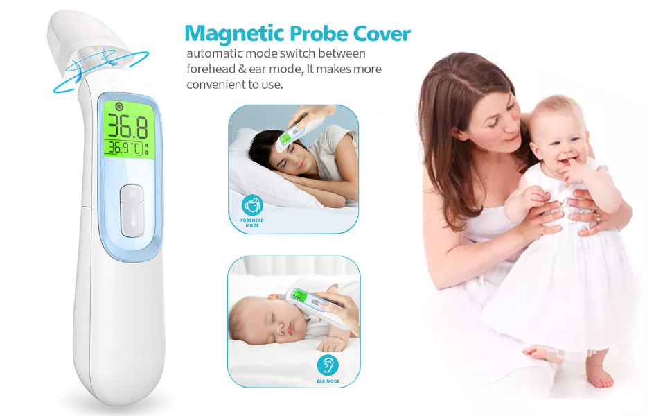 thermometer; thermometer for babies; digital thermometer