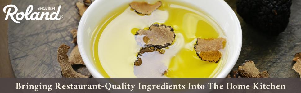 Aceite De Trufa Negra Roland Foods De Italia 3 4 Oz Grocery Gourmet Food