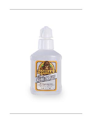 Gorilla Clear Glue 1.75oz
