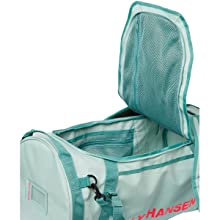 c18c482fd4a Amazon.com : Helly Hansen Duffel 2 Water Resistant Packable Bag with ...