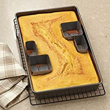 Alphabet Cake Pan Instructions