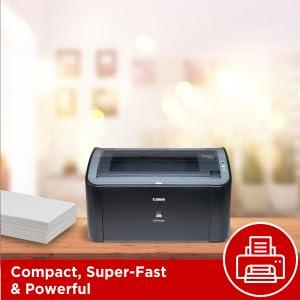 Canon imageCLASS LBP2900B Single Function Laser Monochrome Printer (Black) SPN-FOR1P