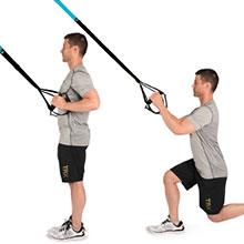 FITOP Entrenamiento en Suspensión Entrenador de Suspensión de Fitness Pro Ejercicio para Fortalecimiento Resistencia y Tonificación Muscular Juego de ...