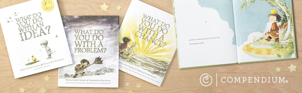 chance, kobi yamada, idea, compendium, growth mindset, problem, live inspired