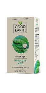 sense green tea