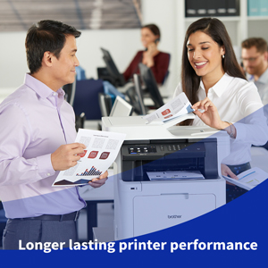 longer lasting prints, laser printers, color laser printers, toner cartridges