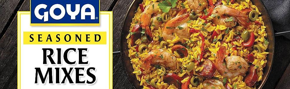 Goya Seasoned Rice Mixes