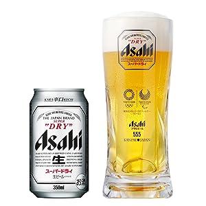 【数量限定】アサヒスーパードライ350ml×24本【アサヒビールオリジナル東京2020大会555ジョッキ付き】