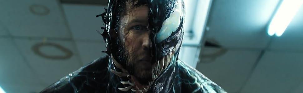 Amazon com: Venom [Blu-ray]: Tom Hardy, Michelle Williams