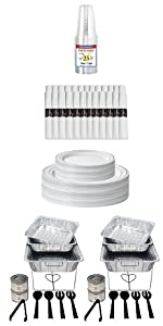 upk-122 Party Chafing Set