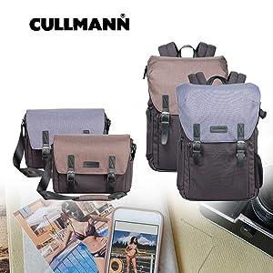 Cullmann Bristol Daypack 600 Blau Kamerarucksack Mit Elektronik