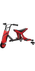 Bici de Motor, motobici, moto bici de tres ruedas, vehículo de tres ruedas, triciclos eléctricos