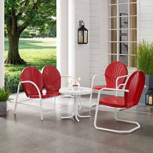 Griffith Retro Metal Outdoor Furniture