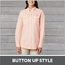 Button Up Style