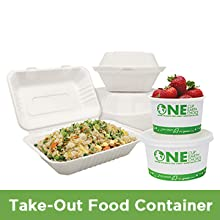 karat earth take-out food containers