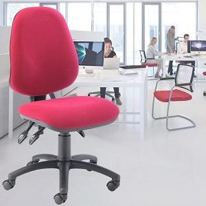 6ea22f1c473f Office Hippo 3 Lever High Back Office Chair