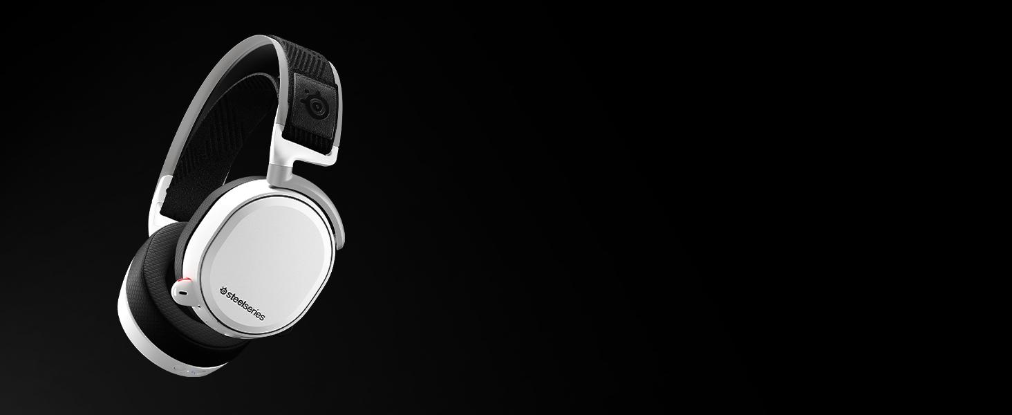 - Arctis Pro Wireless headset