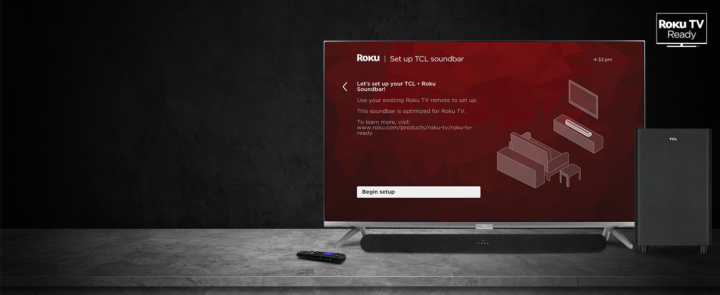 Roku TV Ready