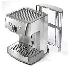 Ariete 1324 Cafetera espresso de metal para café molido y monodosis, 1.000 w, 15 bares, capacidad 1.5 l, bandeja goteo extraíble, cuerpo acero inoxidable: Amazon.es: Hogar