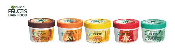 fructis hair food banner