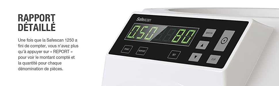 Safescan 1250