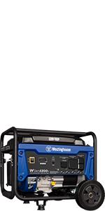 5300 watt portable generator