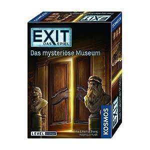 EXIT Das mysteriöse Museum