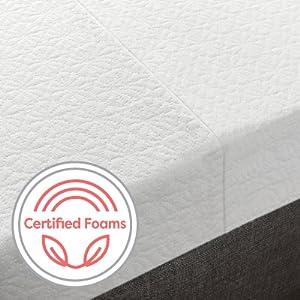 Certified Foams