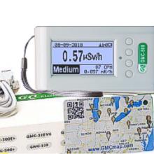 GQ GMC-500 Plus Geiger Counter
