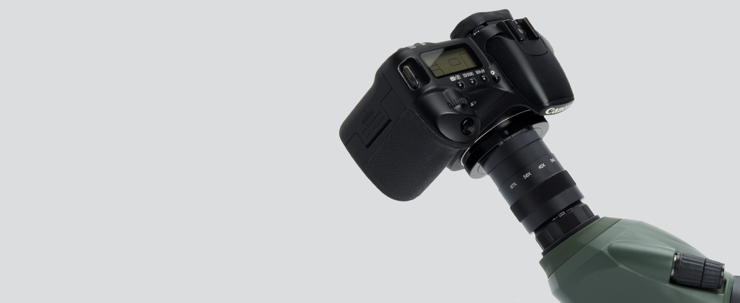 T-Mount Adapter for Digiscoping