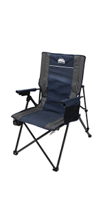 3  Adjustable Position  Camping Chair