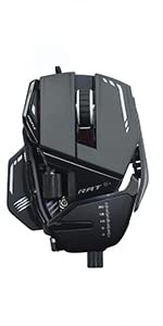 Multi-button, notebook mouse, Windows mouse, gaming mouse, adjustable DPI mouse, customizable mouse
